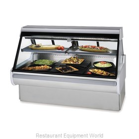 Federal Industries MSG-654-DC Display Case, Refrigerated Deli