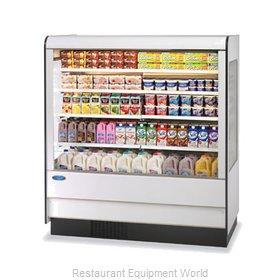 Federal Industries RSSD-478SC Merchandiser, Open