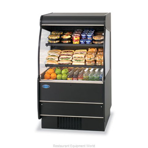 Federal Industries RSSM-460SC Merchandiser Open