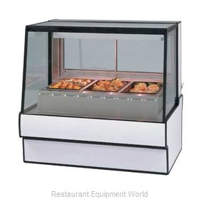 Federal Industries SG5048HD Display Case, Heated Deli, Floor Model