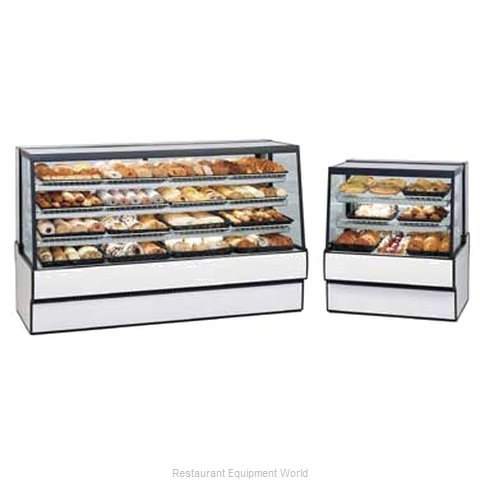 Federal Industries SGD5048 Display Case, Non-Refrigerated Bakery