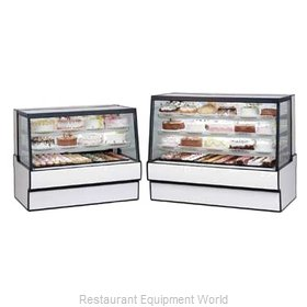 Federal Industries SGR5942 Display Case, Refrigerated Bakery