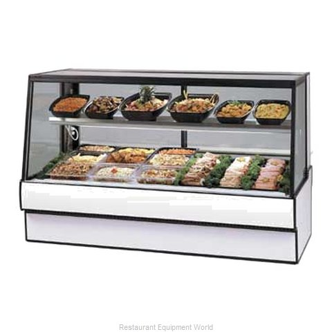 Federal Industries SGR5948CD Display Case Refrigerated Deli