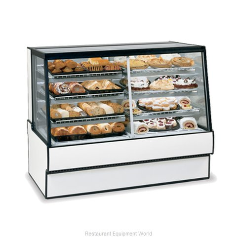 Federal Industries SGR7742DZ Display Case Refrigerated Non-Refrig