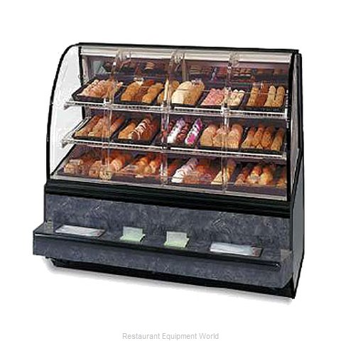 Federal Industries SN-48-SS Display Case, Non-Refrigerated Bakery