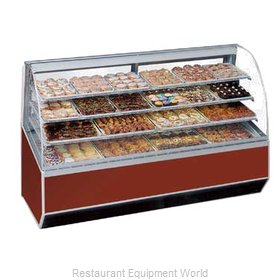 Federal Industries SN-59 Display Case, Non-Refrigerated Bakery