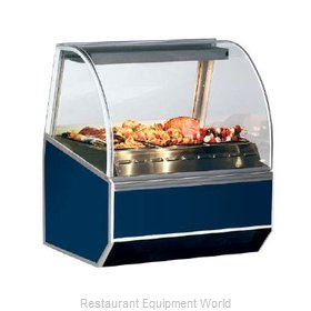 Federal Industries SN-6HD Display Case, Heated Deli, Floor Model