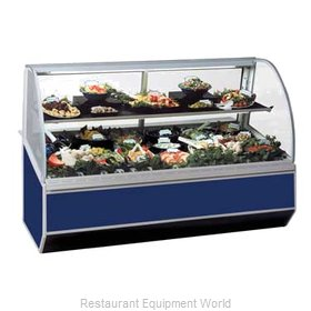 Federal Industries SN-8CD Display Case, Refrigerated Deli