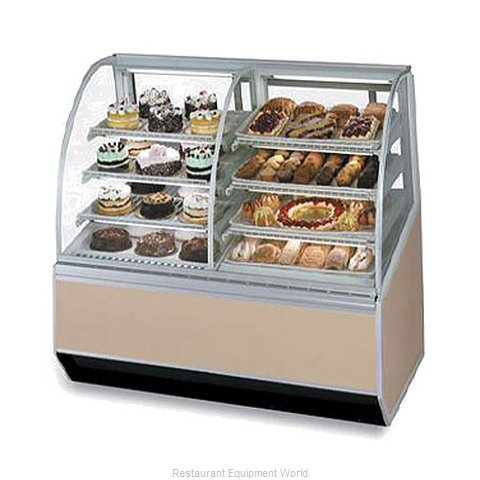 Federal Industries SN48-3SC Display Case, Refrigerated/Non-Refrig