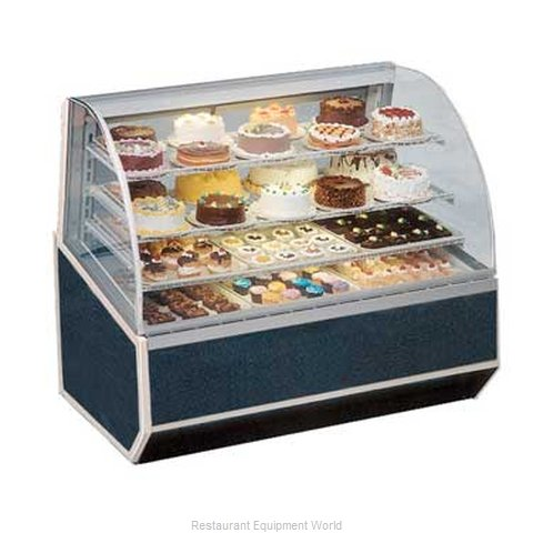 Federal Industries SNR-77SC Display Case Refrigerated Bakery