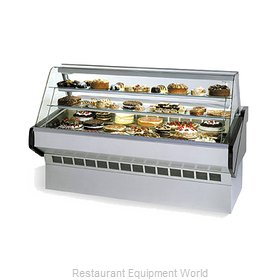 Federal Industries SQ-3CB Display Case, Refrigerated Bakery