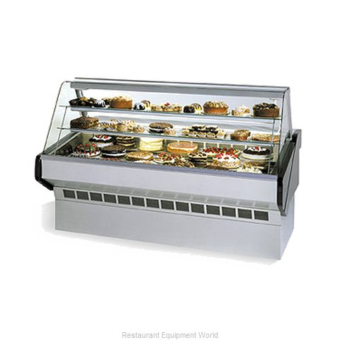 Federal Industries SQ-4CB Display Case Refrigerated Bakery