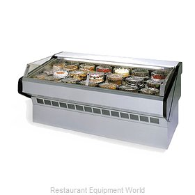 Federal Industries SQ-5CBSS Display Case, Refrigerated, Self-Serve