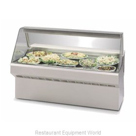 Federal Industries SQ-6CD Display Case, Refrigerated Deli