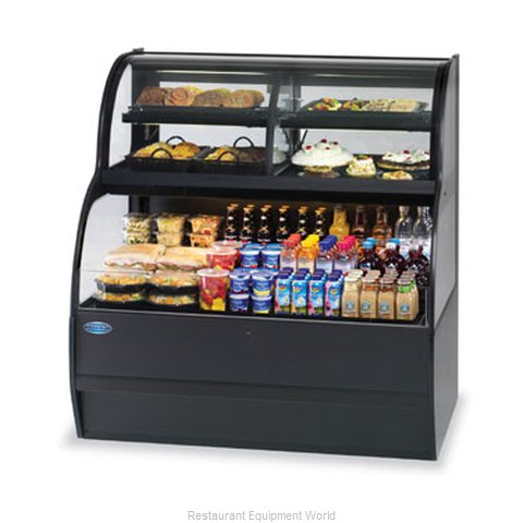 Federal Industries SSRC3652 Display Case Refrigerated Self-Serve