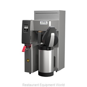Fetco CBS-2131XTS Coffee Brewer for Satellites