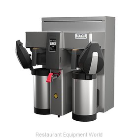 Fetco CBS-2132XTS Coffee Brewer for Satellites
