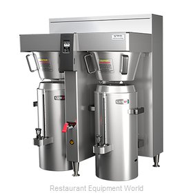 Fetco CBS-2162XTS Coffee Brewer for Satellites
