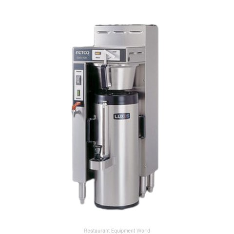 Fetco CBS-51H-15 Coffee Brewer for Satellites