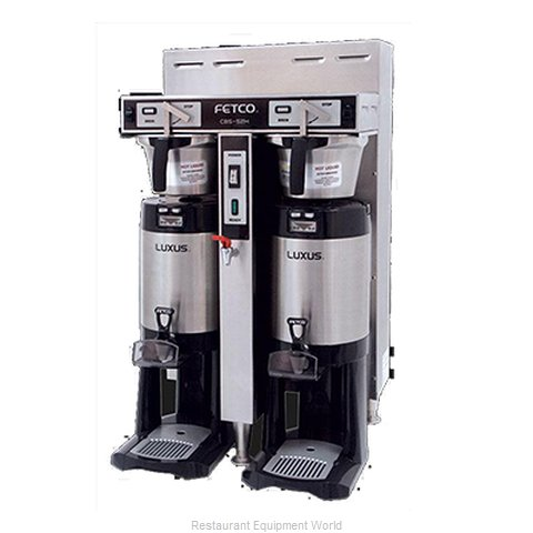Fetco CBS-52H-15 Coffee Brewer for Satellites