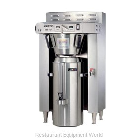 Fetco CBS-61H Coffee Brewer for Satellites