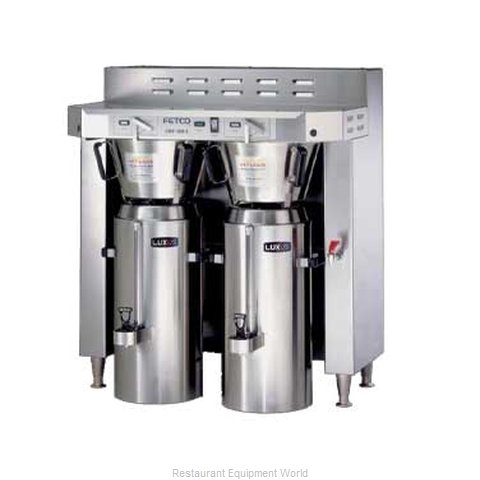 Fetco CBS-62H Coffee Brewer for Satellites