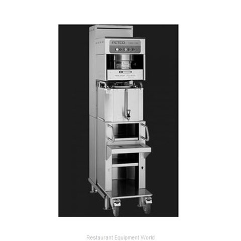Fetco CBS-71AC Coffee Brewer for Satellites