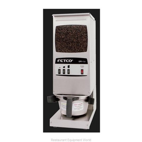 Fetco GR-1.3 Coffee Grinder (Magnified)