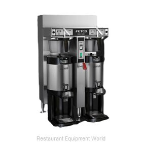 Fetco IP44-52H-15 Coffee Brewer for Satellites