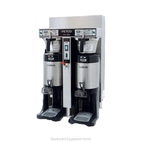 Fetco IP44-52H-20 Coffee Brewer for Satellites