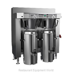 Fetco IP44-62H-30 Coffee Brewer for Satellites