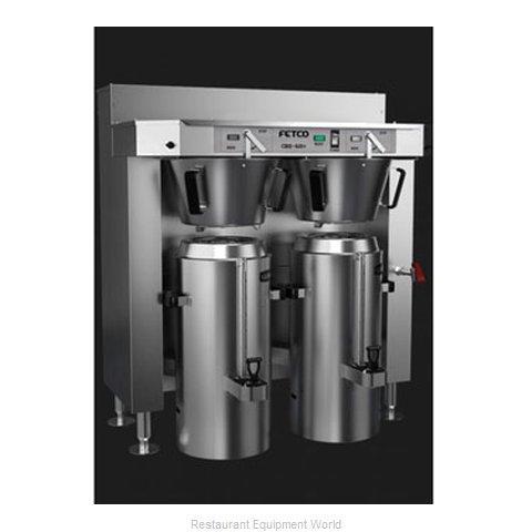 Fetco Coffee Maker Reviews : Fetco IP44-62H Coffee Brewer for Satellites Coffee Brewer for Satellites