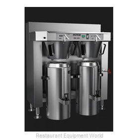 Fetco IP44-62H Coffee Brewer for Satellites