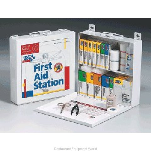 Logistics supply 226 u first aid kit 50 person 194 piece for First aid kits for restaurant kitchens