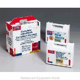 Logistics Supply 227-CP First Aid Kit - 25 Person 105-Piece Complete P