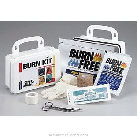 Logistics Supply 440-O First Aid Kit - General Burn Kit (Magnified)