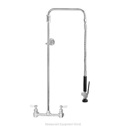 Fisher 13404 Pre-Rinse Unit (Magnified)