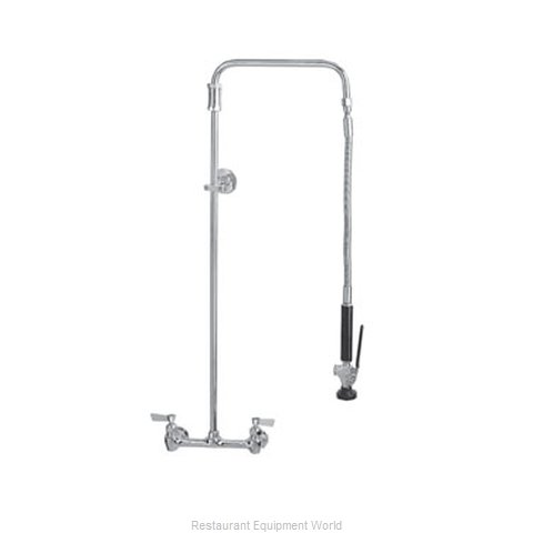 Fisher 2211-WB Pre-Rinse Unit (Magnified)