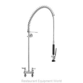 Fisher 2510 Pre-Rinse Faucet Assembly