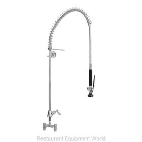 Fisher 34134 Pre-Rinse Faucet Assembly, with Add On Faucet