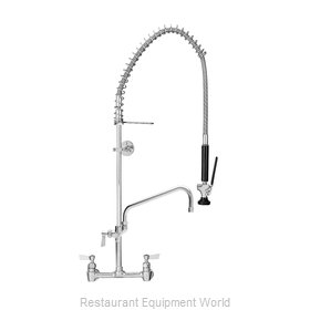 Fisher 34460 Pre-Rinse Faucet Assembly, with Add On Faucet