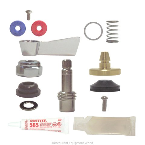 Fisher 5000-0012 Faucet, Parts