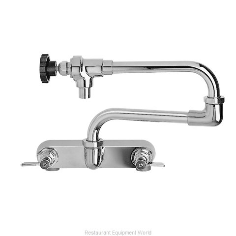 Fisher 60135 Faucet Wall / Splash Mount