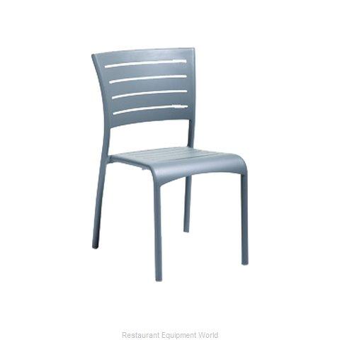 Cool Florida Seating Al 5000 S Warm Gray Silver Chair Side Outdoor Inzonedesignstudio Interior Chair Design Inzonedesignstudiocom