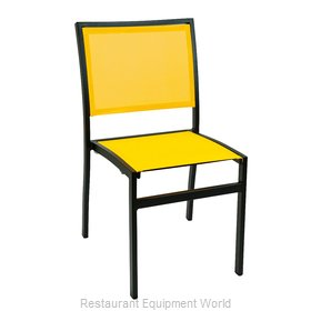 Florida Seating AL-5624-0 Chair, Side, Stacking, Outdoor