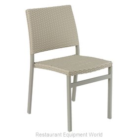 Florida Seating AL-5725S Chair, Side, Stacking, Outdoor