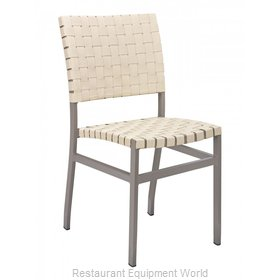 Florida Seating AL-5800S Chair, Side, Stacking, Outdoor