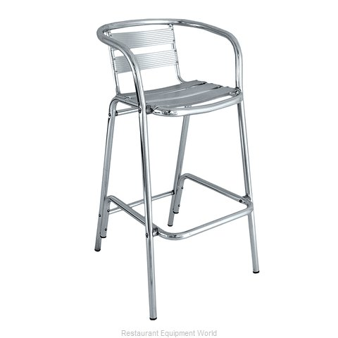 Florida Seating BAL-52 Bar Stool, Outdoor (Magnified)
