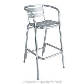 Florida Seating BAL-52 Bar Stool, Outdoor