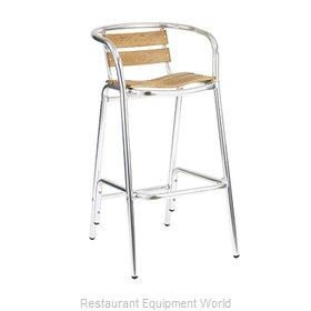Florida Seating BAL-53 Bar Stool, Outdoor